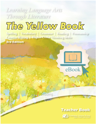 Ebook: The Yellow Book, Teacher's-3rd Grade
