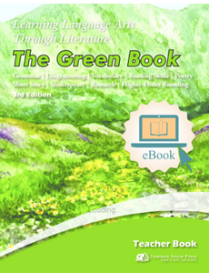 Ebook: Learning Language Arts Green Book 7th - 8th Grade, 2018 edition