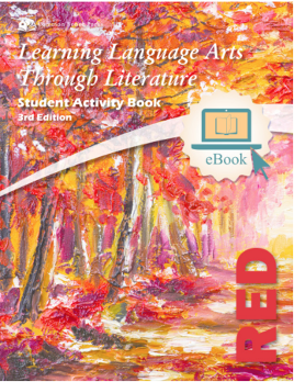 Ebook: Learning Language Arts Through Literature, Red Book: Student Activity Book