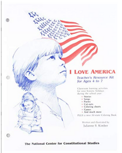 I Love America Part 1 with CD