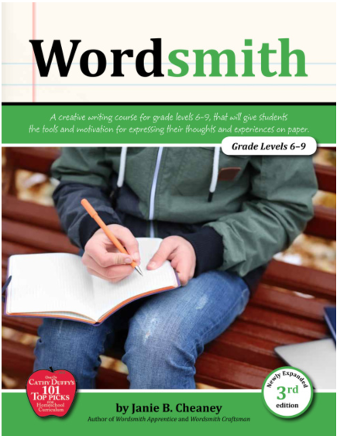 Wordsmith, Student Book (3rd edition)