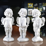 Statuette Anges Blancs Cupidon