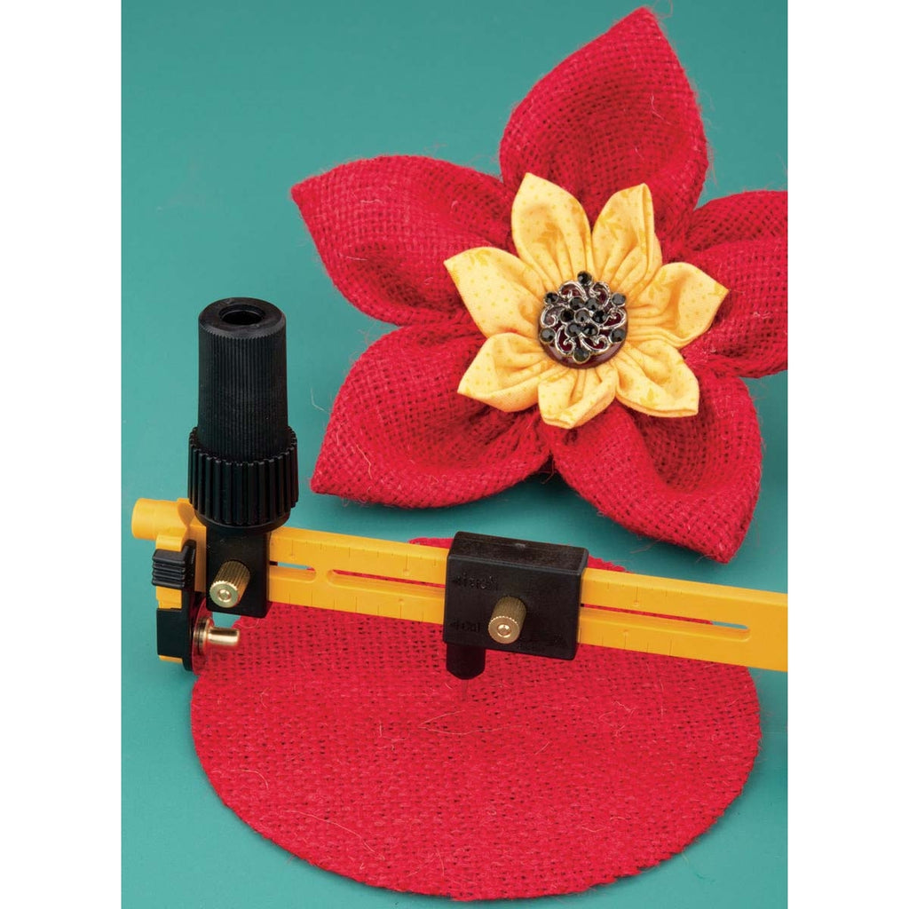 Olfa Rotary Circle Cutter with FREE Circle Flowers Project Sheet