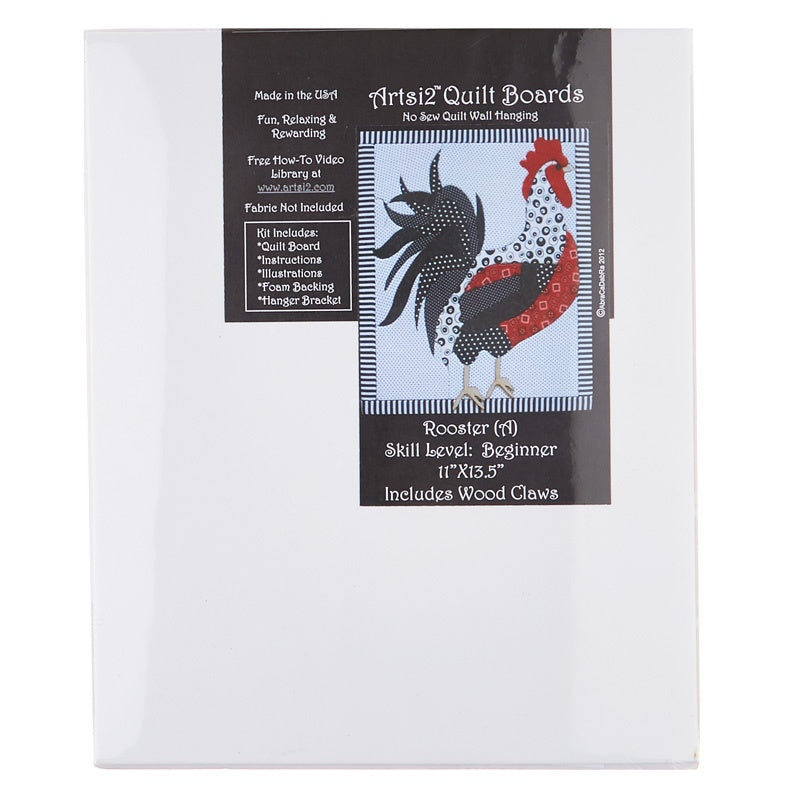 Artsi2™ Rooster Quilt Board Kit