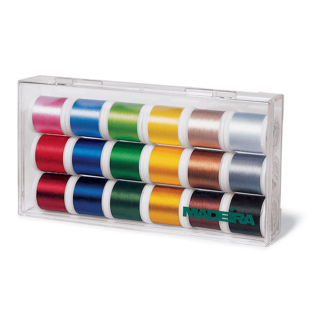 Madeira Rayon Value Thread Pack