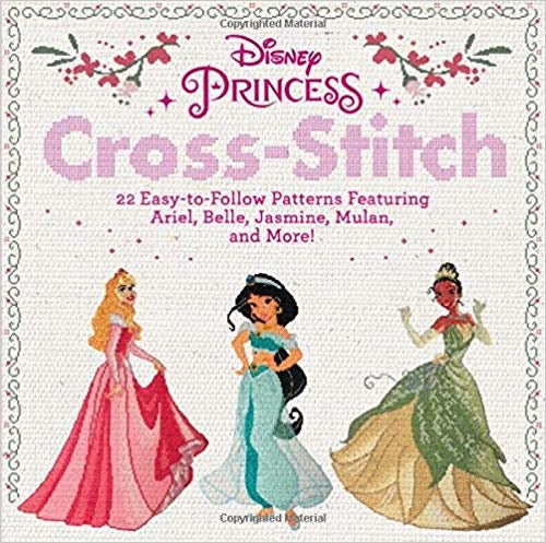 Disney Princess Cross-Stitch