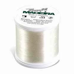 Madeira Clear 40 wt. Monofil Thread 550 yd.