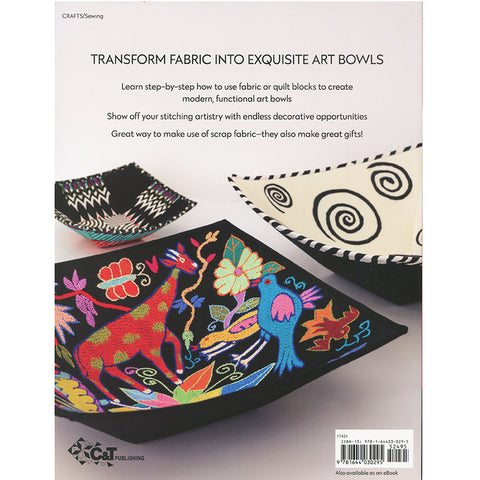 Modern Fabric Art Bowls Book