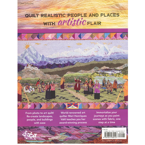 Create Landscape Quilts Book