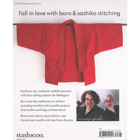 Boro & Sashiko Harmonious Imperfection Book