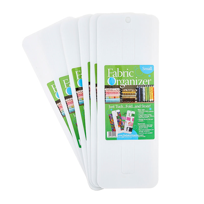 Small Fabric Organizer - Set of 6