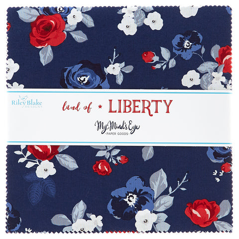 "Land of Liberty 10"" Stackers"
