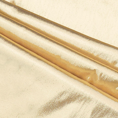 Gold Tissue Lame Yardage