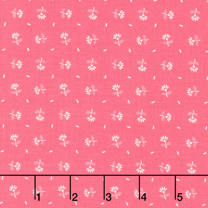 Prim - Daisy Tea Rose Yardage