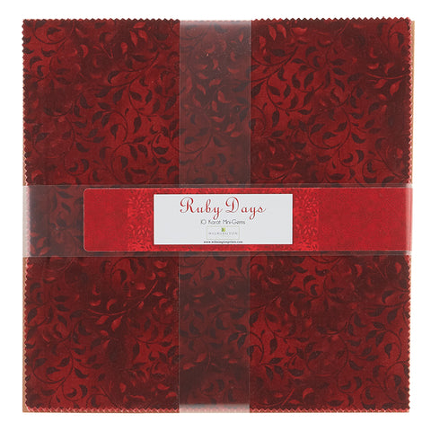"Ruby Days - 10"" Karat Mini Gems"
