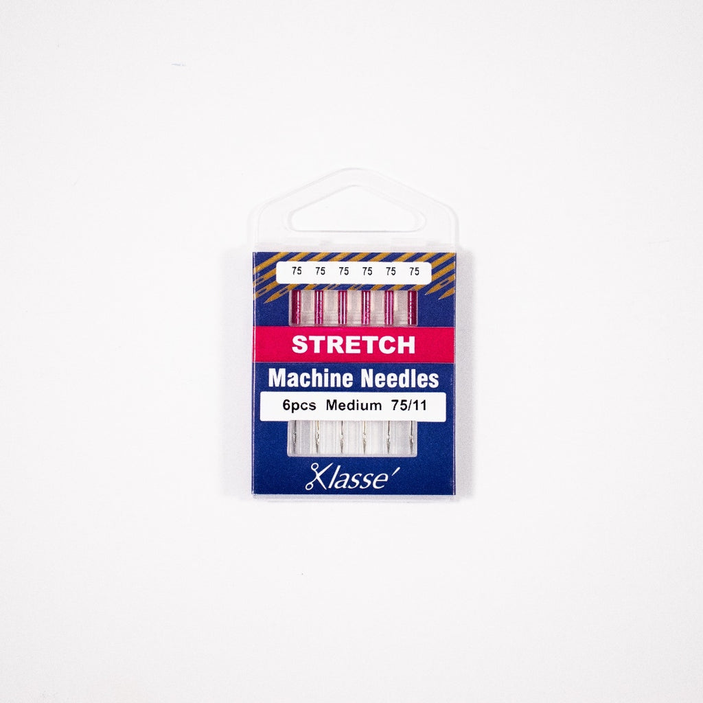 Klasse Stretch Needles, Size 75/11, 1 pack