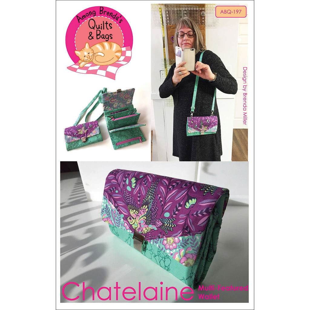 Chatelaine Multi-Featured Wallet Pattern