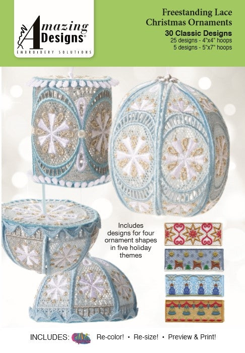 CAPRICIOUS CACTUS COLLECTION MACHINE EMBROIDERY DESIGNS ON CD OR USB