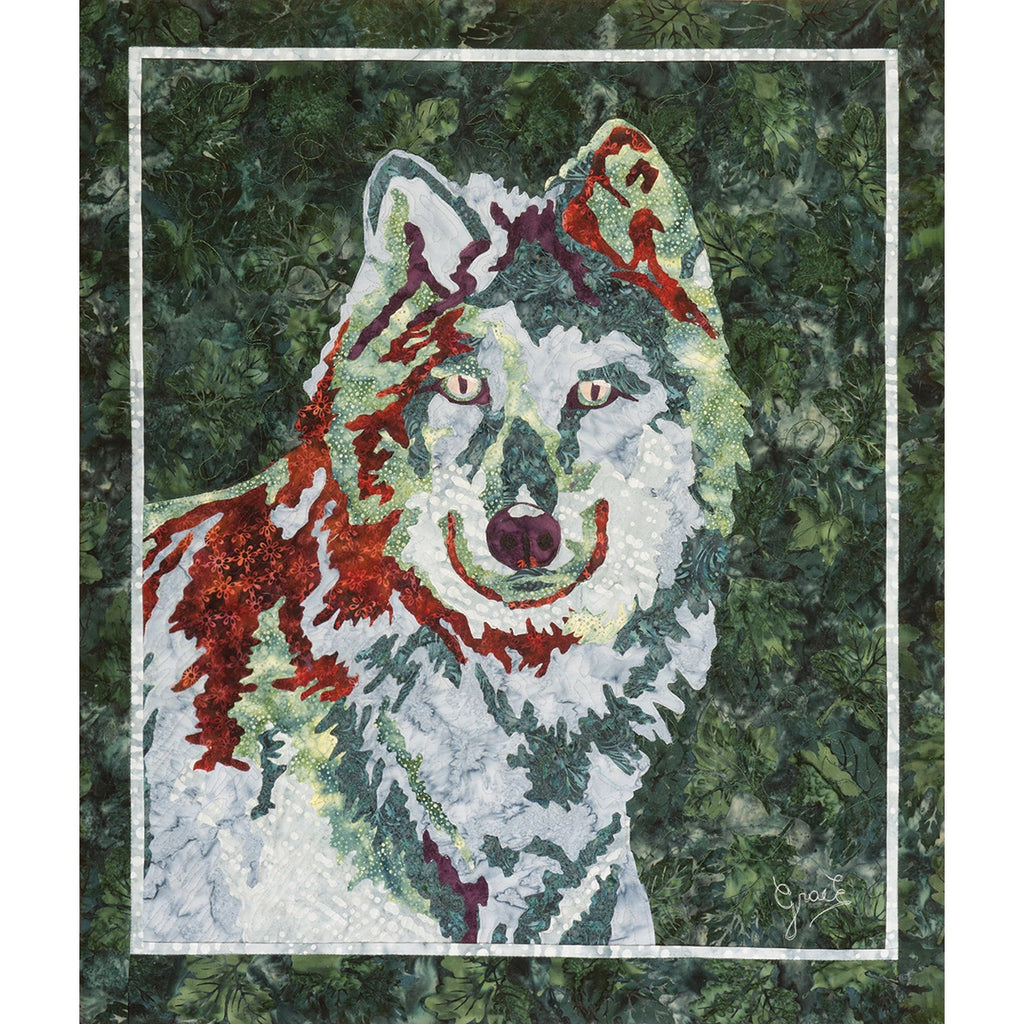 Arctic Eyes Wall Hanging Kit