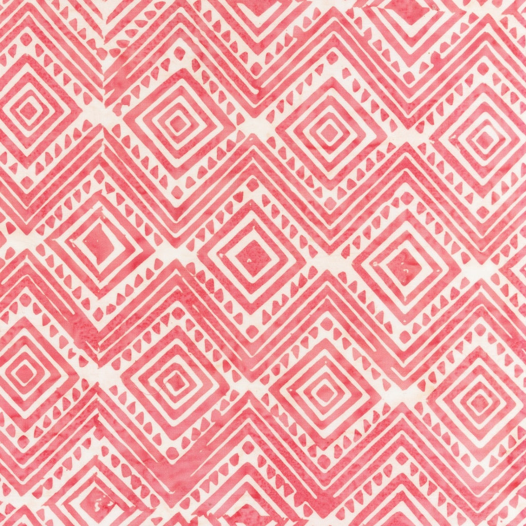 Mary Inman Batik Diamond Fabric