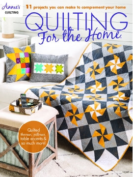 Quilting for the Home Book