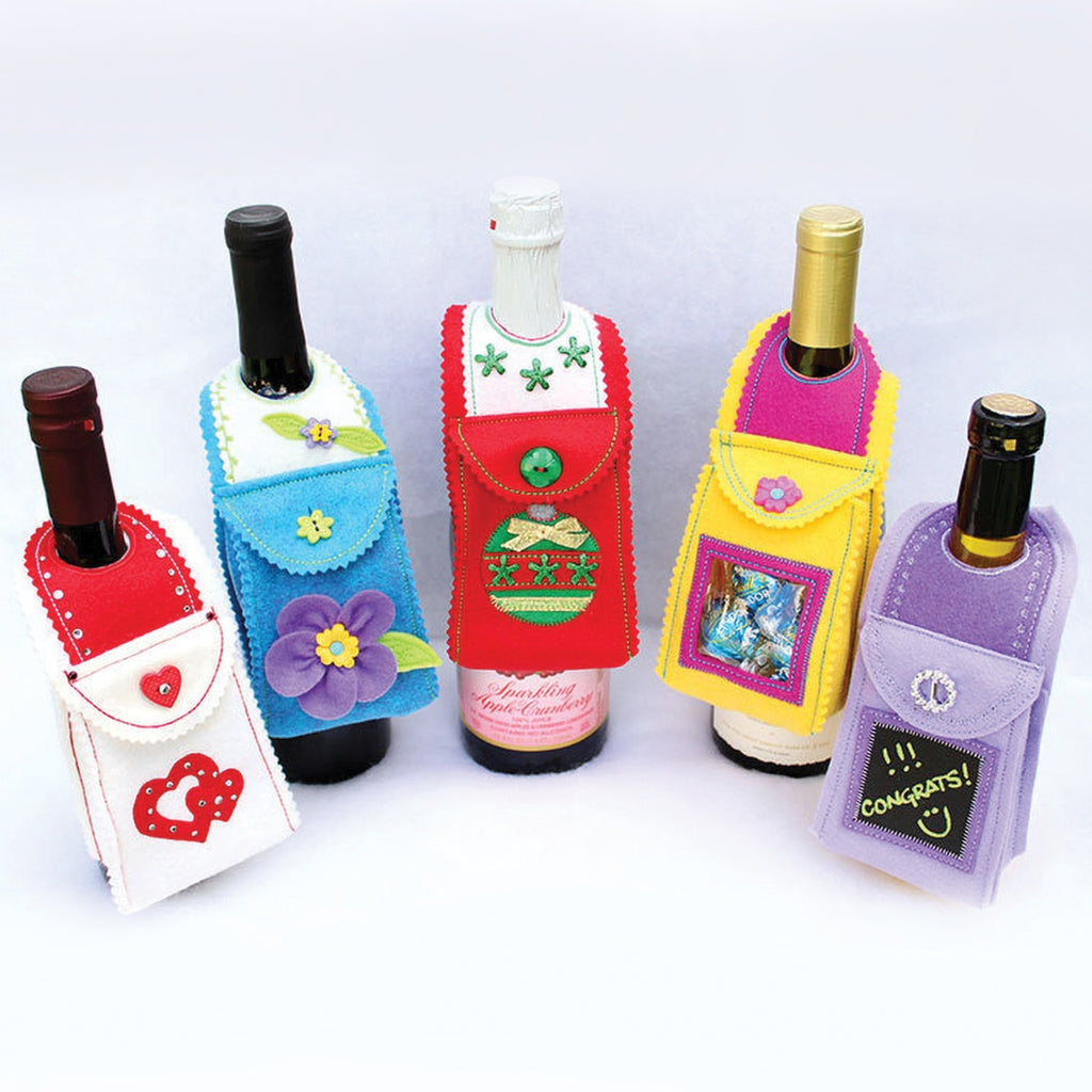 Bottle Buddies Gift Bags Kit