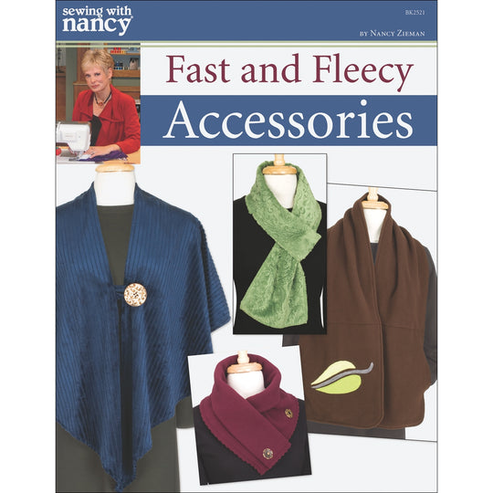 Fast and Fleecy Accessories Book
