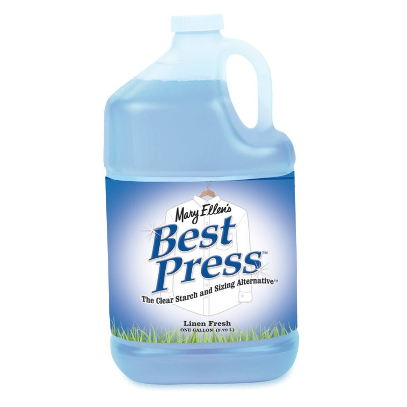 Gallon Refill Linen Fresh Best Press