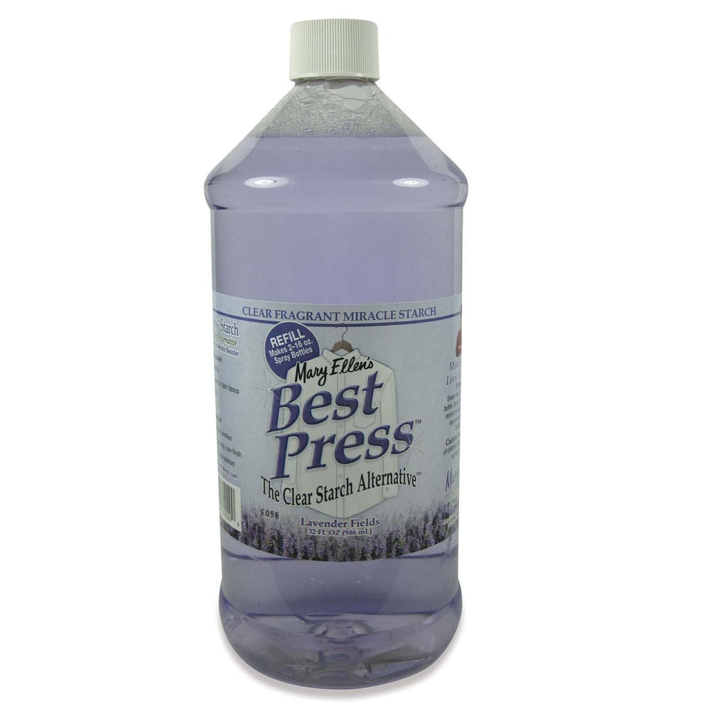 Lavender Best Press Refill, 32 Ounces