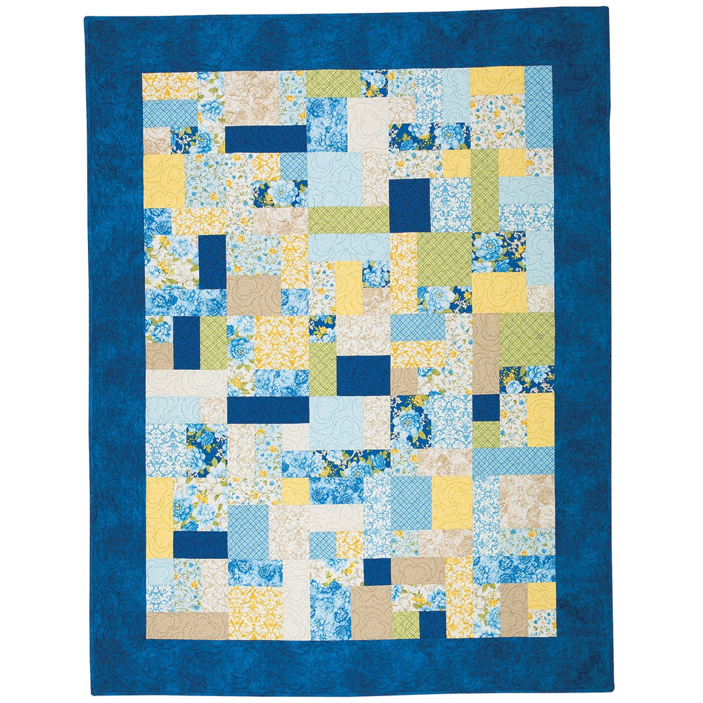 Beckford Terrace Quilt Top Kit