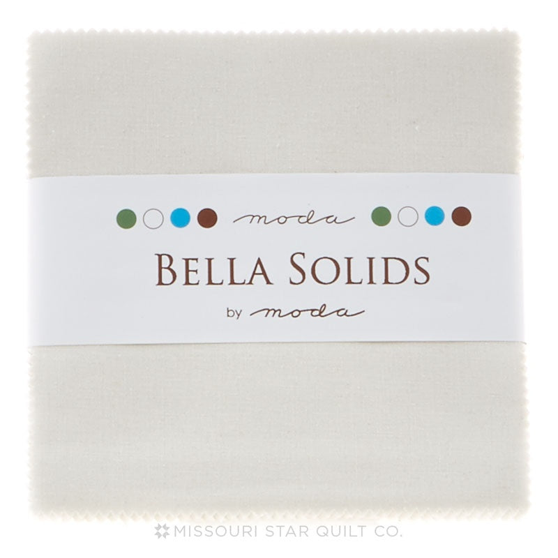 Bella Solids Feather Charm Pack