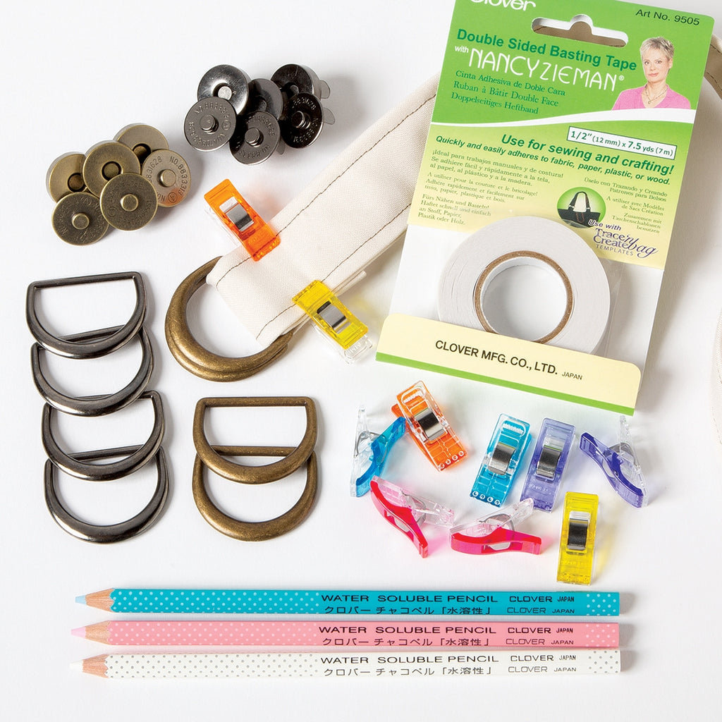 Clover Purse Making Supplies Bundle
