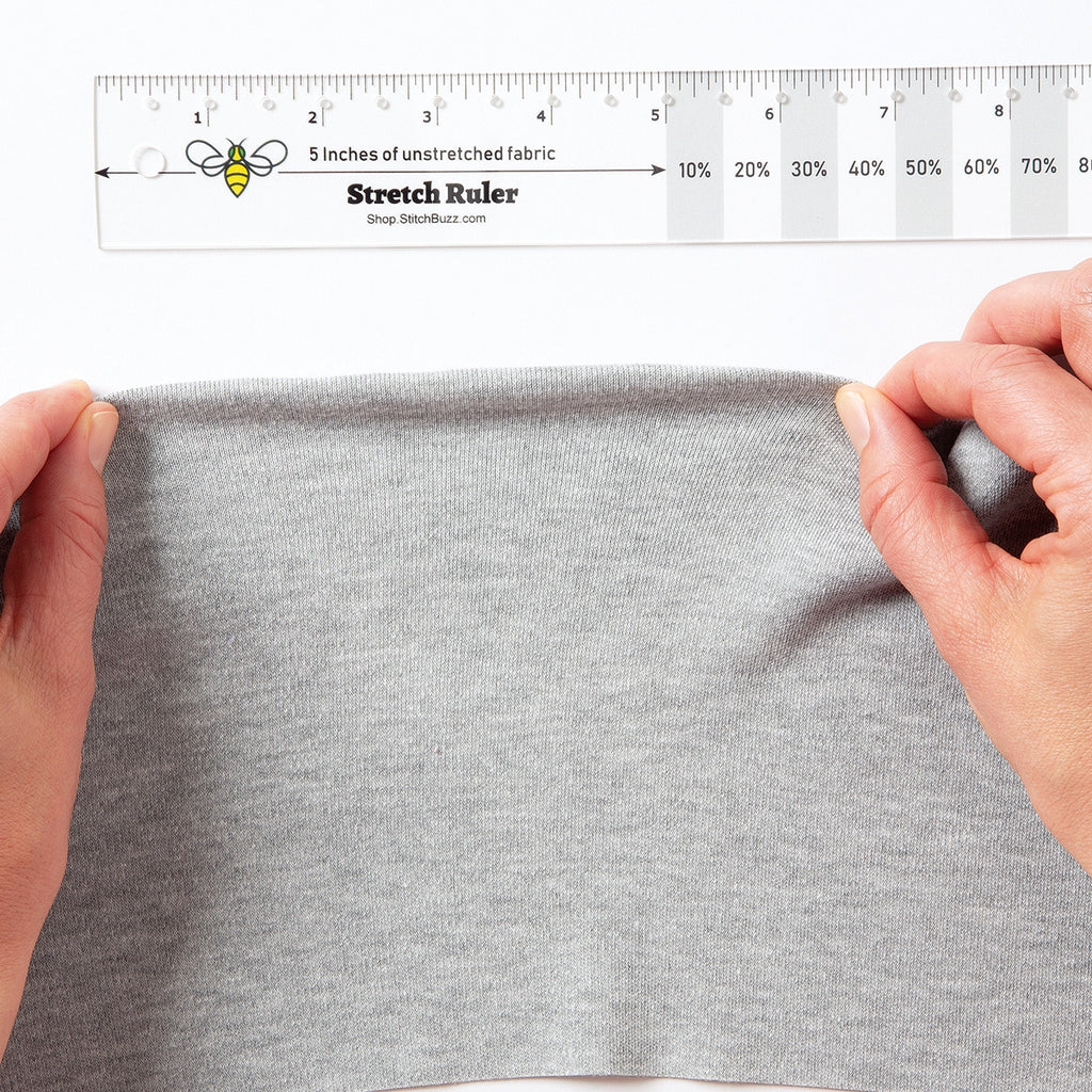 Knit Stretch Ruler