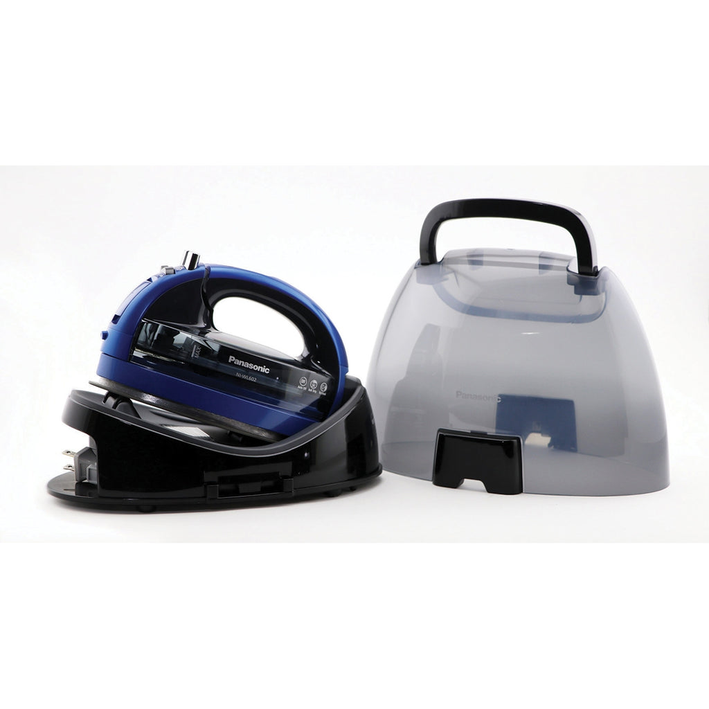 Cordless 360 Freestyle Iron - Blue