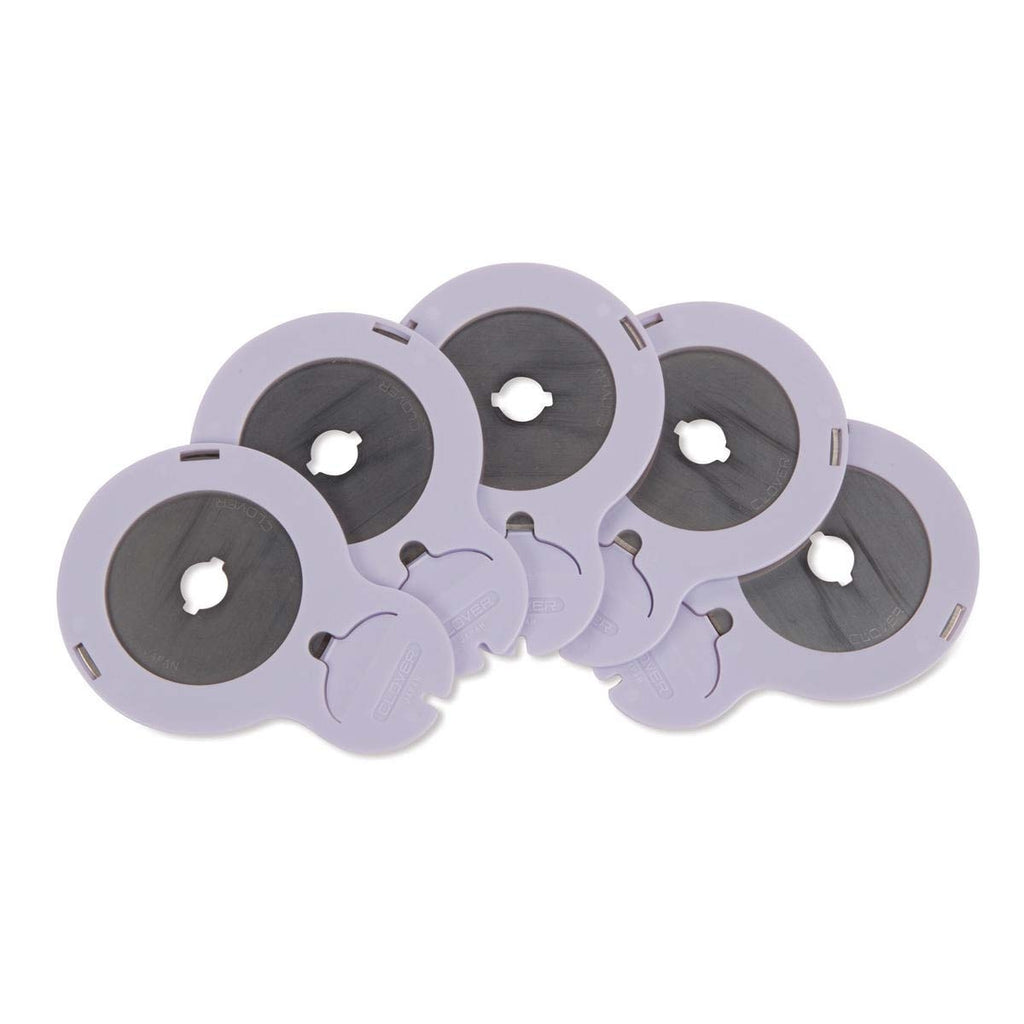 60mm Rotary Cutter Blades- 5 Pack