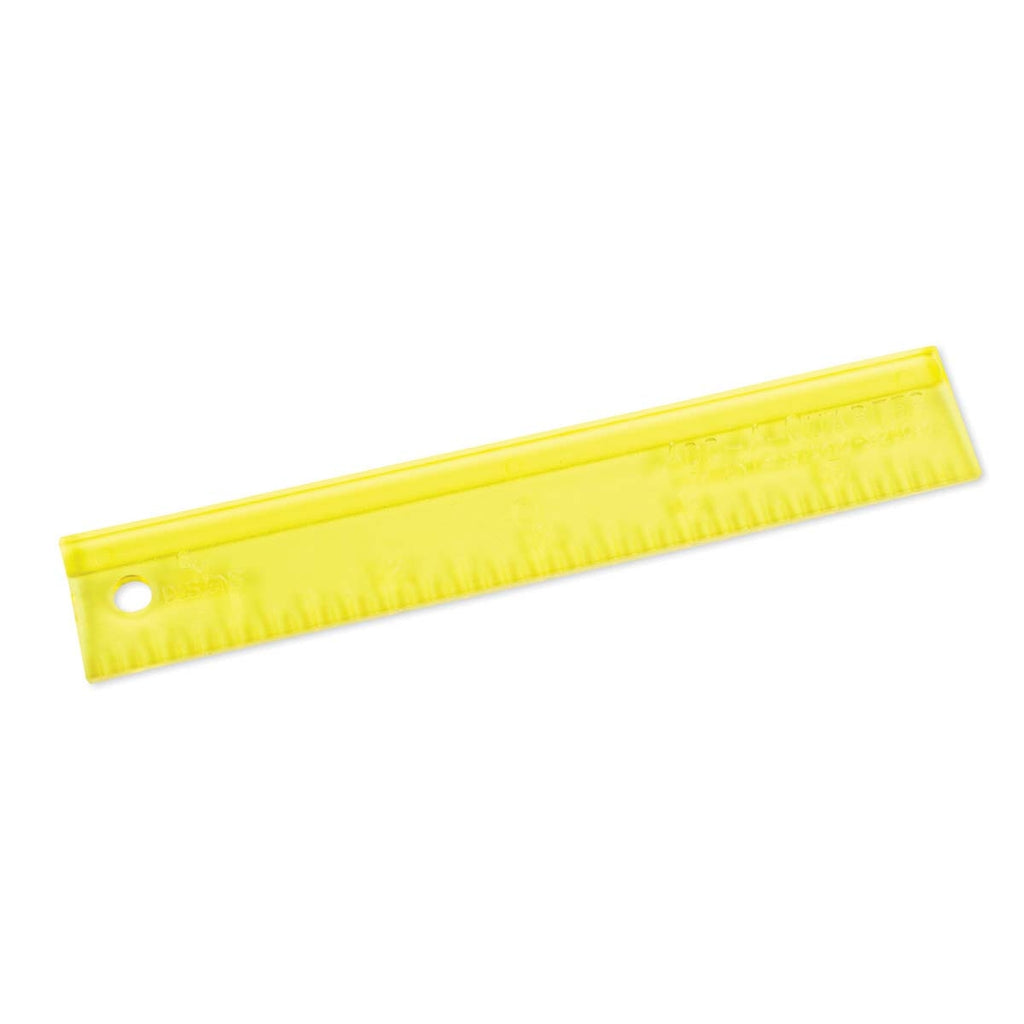"Add-A-Quarter 6"" Ruler"