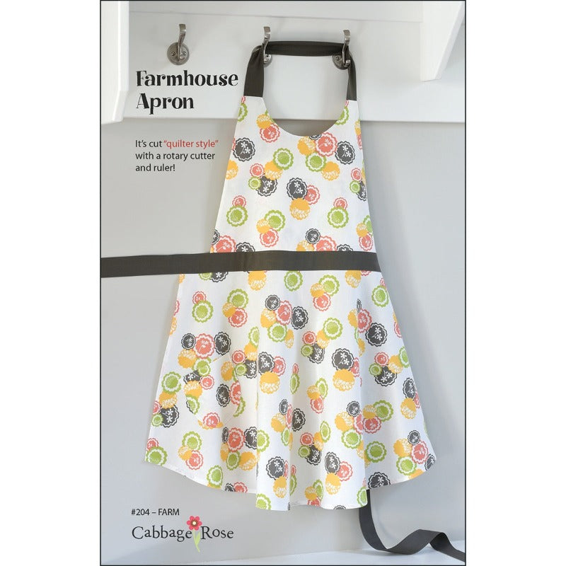 Farmhouse Apron Pattern