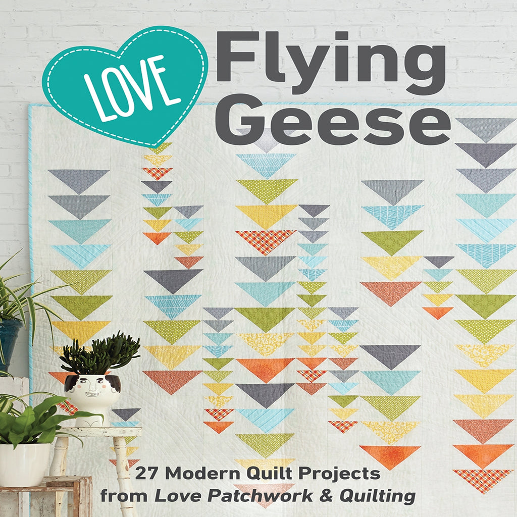 Love Flying Geese Book