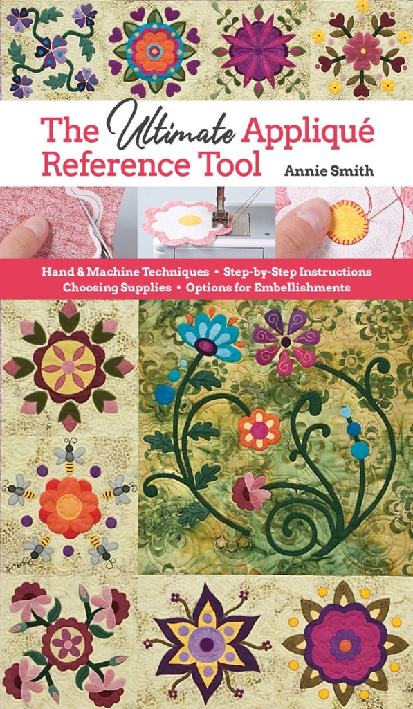 The Ultimate Applique Reference Tool Book