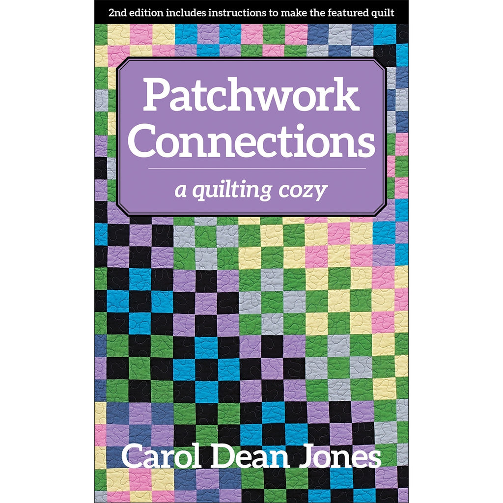 Patchwork Connections Book