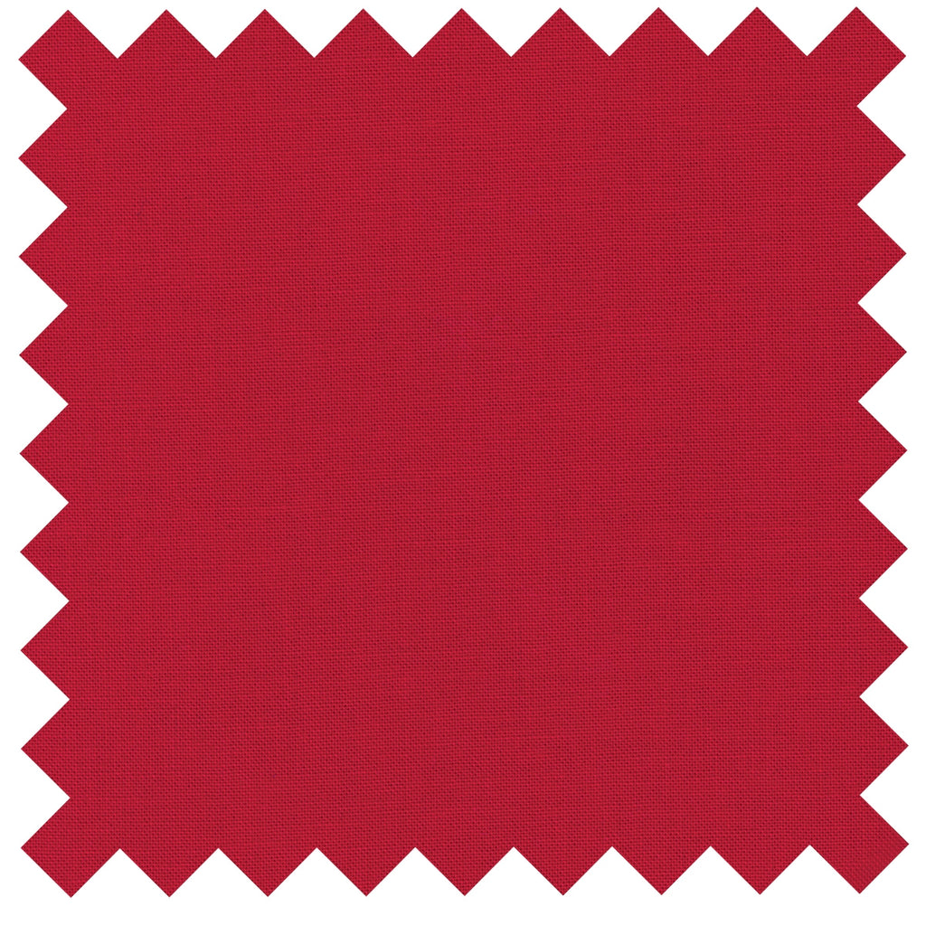 Cardinal Kona Cotton Fabric