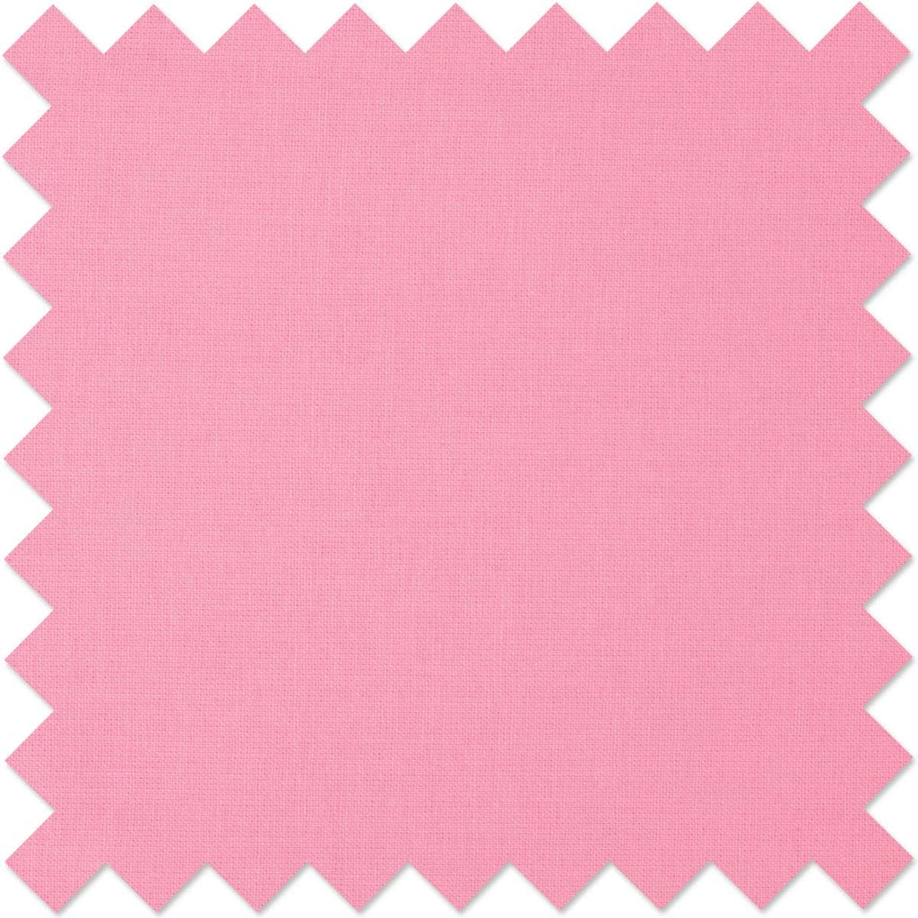 Carnation Kona Cotton Fabric