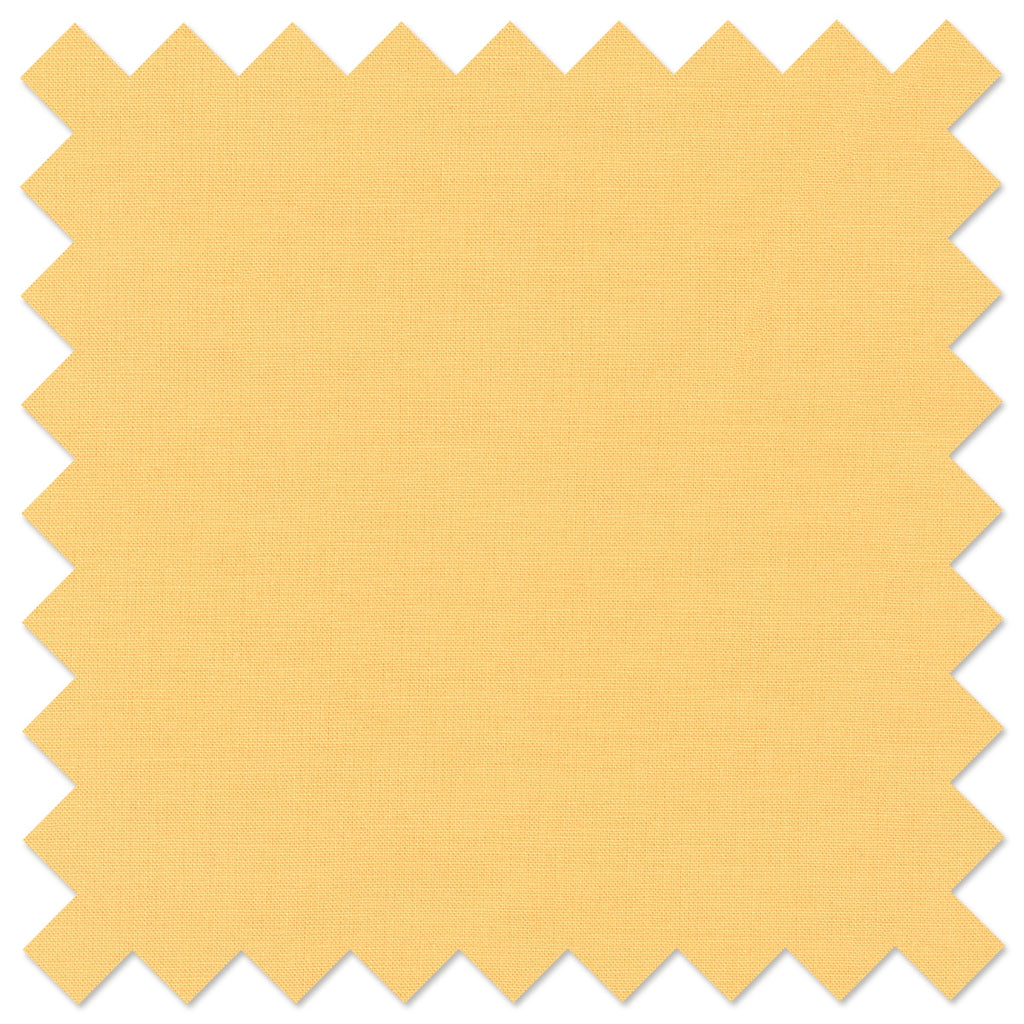 Daffodil Kona Cotton Fabric