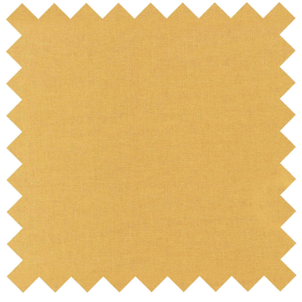 Butterscotch Kona Cotton Fabric