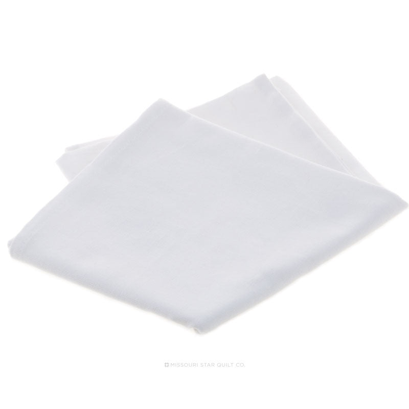Tea Towel - Plain White