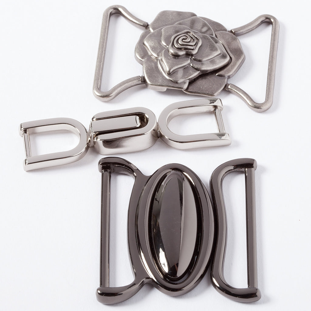 DECORATIVE BUCKLE SET
