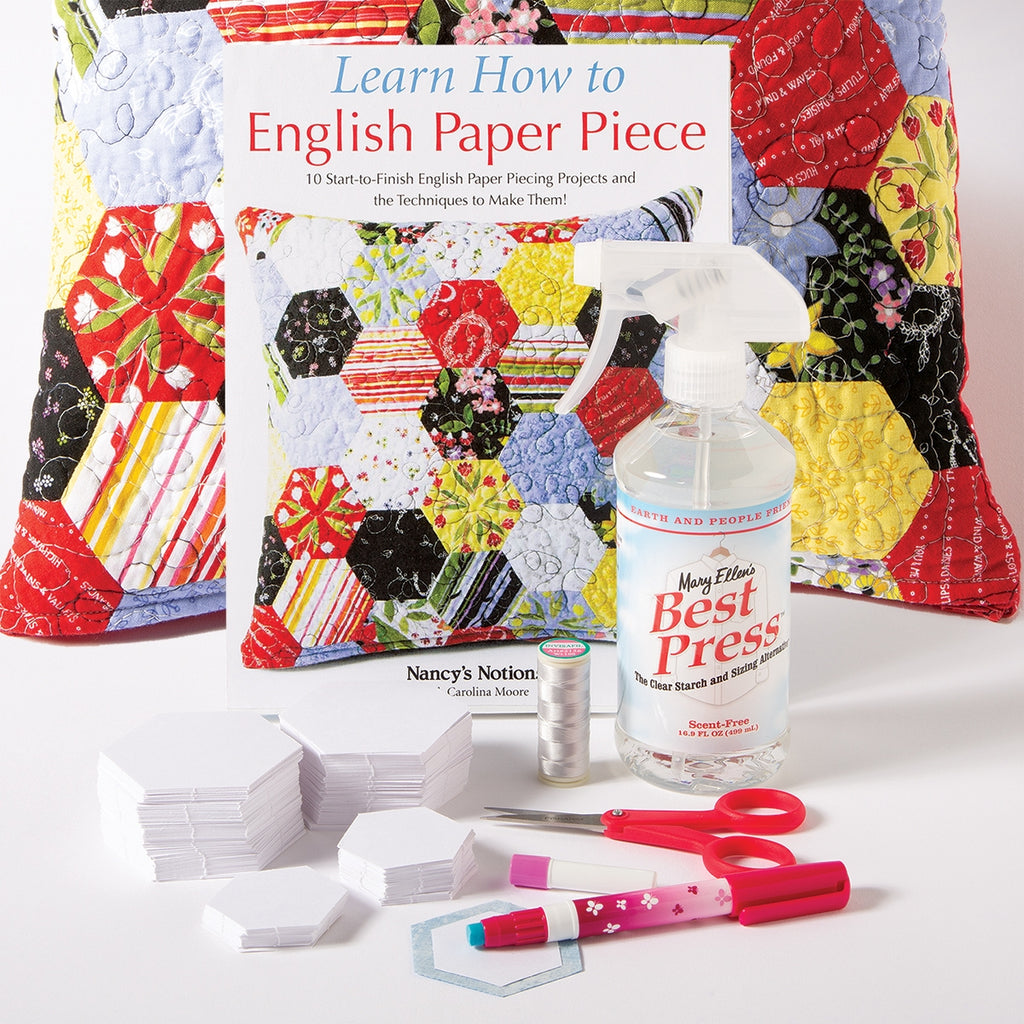English Paper Piecing Starter Set II
