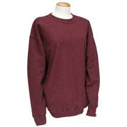 Maroon Ultra Blend Sweatshirt X Large