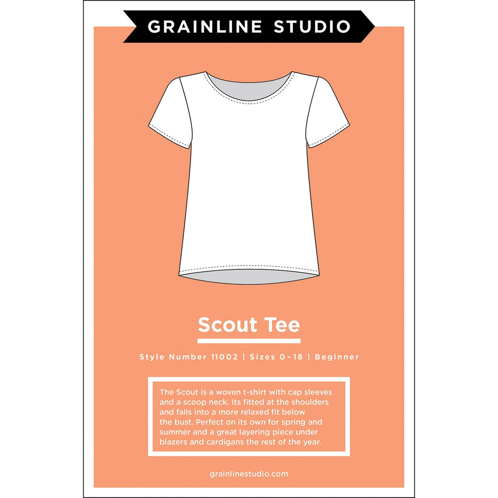 Scout Tee Pattern