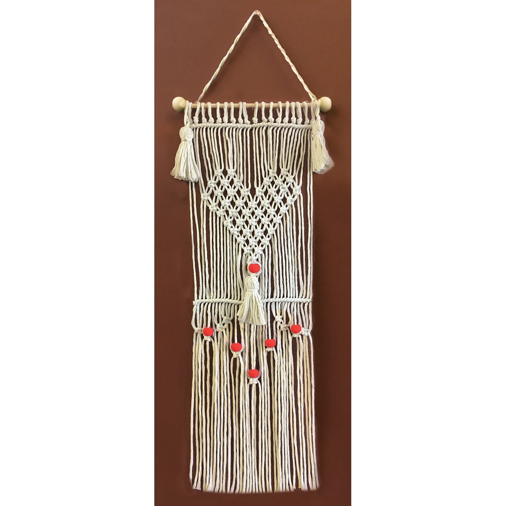 Have a Heart Macrame Kit